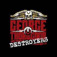 George Thorogood Logo Design