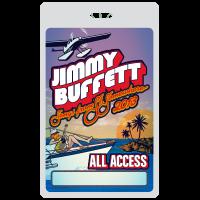 Jimmy Buffett Illustration Design