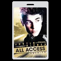 Justin Bieber Design