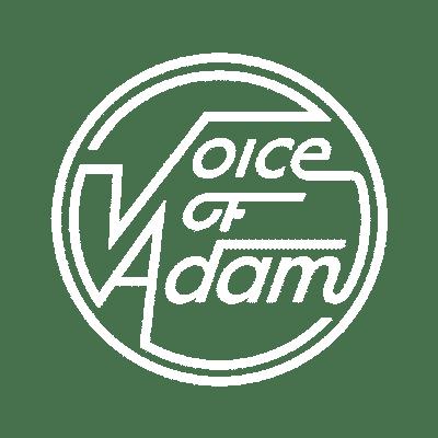 Voice of Adam Logo Design